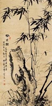 坚贞图 by xu dazhang