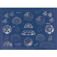 inventions: twelve around one (20 works) by buckminster fuller