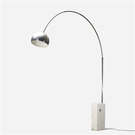 Arco floor lamp by Pier Giacomo and Achille Castiglioni on ...