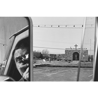 route 9w, ny by lee friedlander
