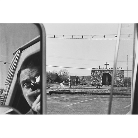 route 9w ny by lee friedlander