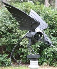 fantastic bird by walenty pytel