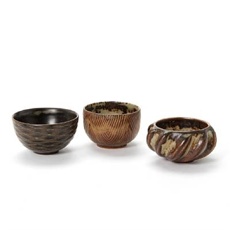 small bowls set of 3 by axel johann salto