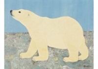 white bear by junji kawashima