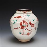 vase by fujimoto yoshimichi