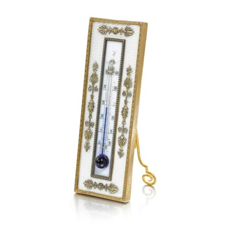 a thermometer by johann viktor aarne