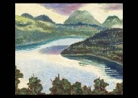 landscape by sanzo wada