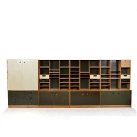 wall unit (set of 8) by jarl heger