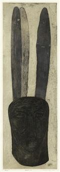 black - 4 (sold with 50a, c; set of 3) by mayuka yamamoto