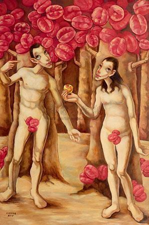 错在苹果 by xia ying