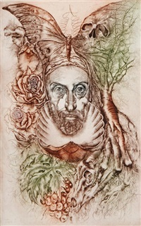 the age of rudolf ii: homage to arcimboldo by oldrich kulhánek