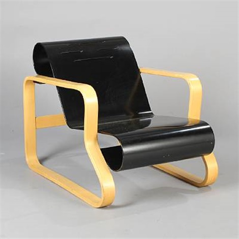 paimio armchair model no 41 by alvar aalto