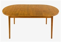 dining table by hugo troeds