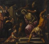 dornenkrönung christi by anonymous-italian