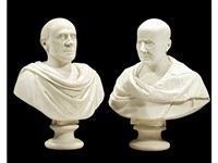 roman emperors (pair) by anonymous-italian (19)