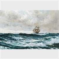 blowing hard by montague dawson