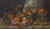 großes früchtestillleben by joseph correggio