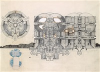 metropolitan core by raimund abraham