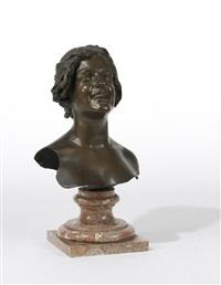 busto di ragazza by giuseppe renda