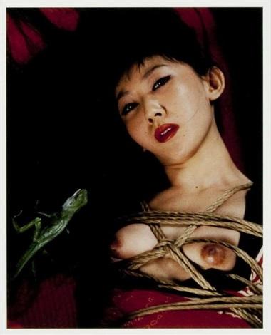senza titolo by nobuyoshi araki