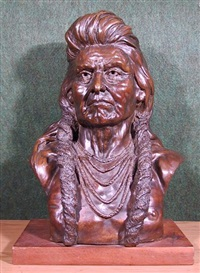 chief joseph of the nez perce indians by arnold goldstein