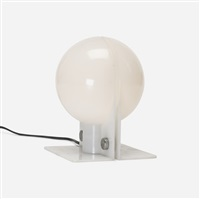 sirio, table lamp by guzzini