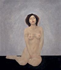 人体 (nude) by xue yanqun