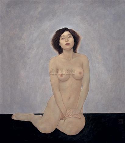 人体 nude by xue yanqun