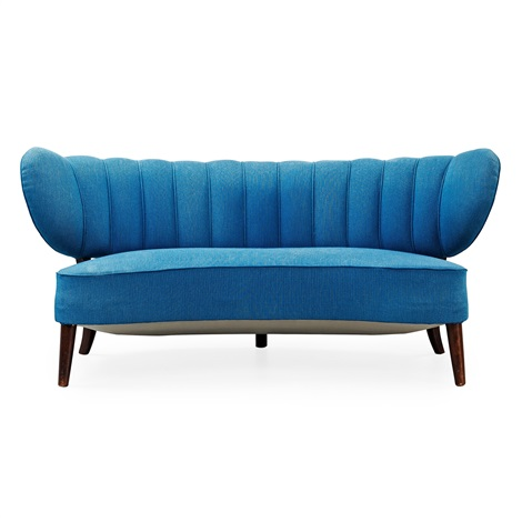 An Otto Schulz Sofa By Otto Schulz On Artnet
