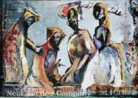 women of bimini by paul ninas