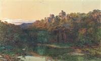 castello gallese (kilgarran) by charles branwhite