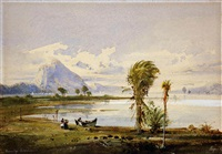 paisagem by eduard hildebrandt