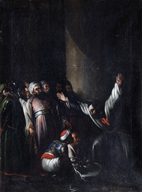 escena oriental by josé maria rodríguez de losada
