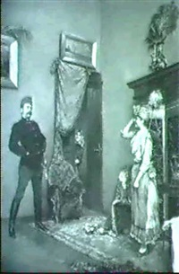 der fesche soldat und das kammerkatzchen by gyula basch