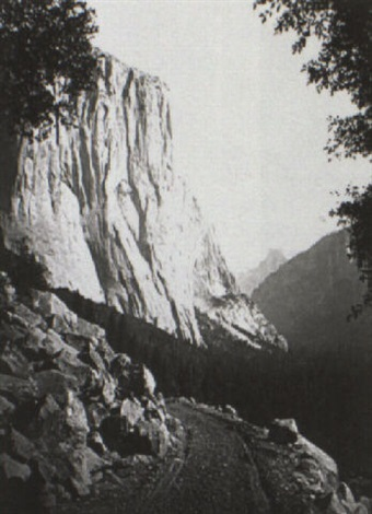 yosemite valley and kings river area by john k hillers