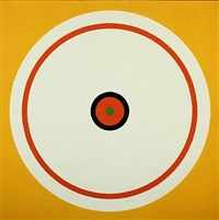composition with circles by thorbjørn lausten