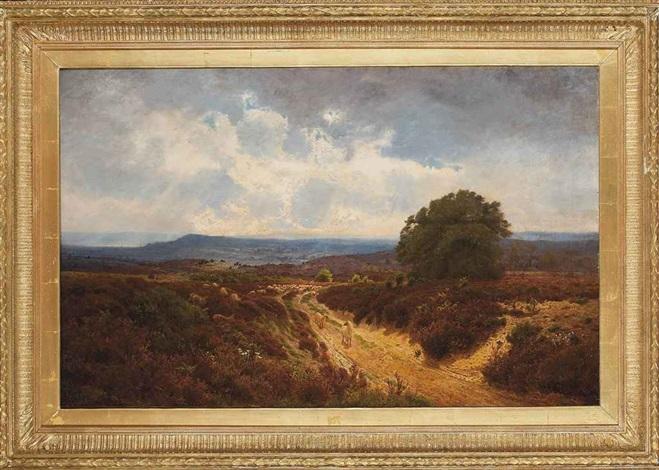 through the heather by john clayton adams