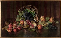 natura morta con frutta by filippo vacchetti