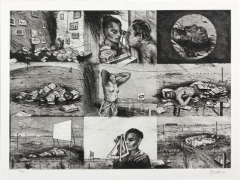 felix in exile by william kentridge