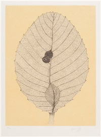 vertical leaf by fiona hall
