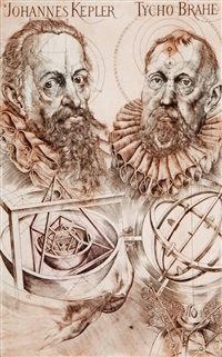 the age of rudolf ii: astronomy by oldrich kulhánek