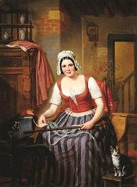 het kantwerk by auguste joseph marie de mersseman