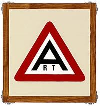 traffic sign no. 16 by stefan karlsson