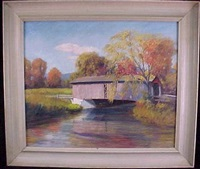 robinson bridge, no. bennigton by gilbert smith