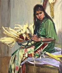 season of the corn by john moyers