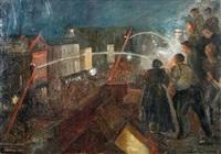 the fire watchers by james bateman