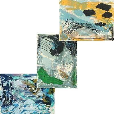 stilleben 3 works by per kirkeby