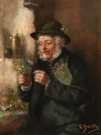 the botanist by o beckh