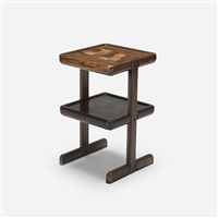 occasional table by don shoemaker
