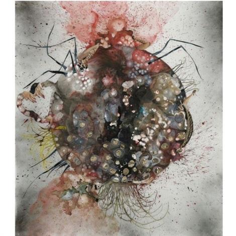 untitled (from tumors) by wangechi mutu